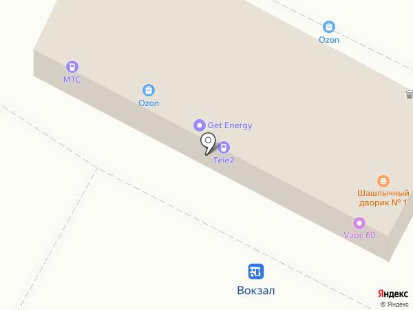 Tele2 на карте Пскова