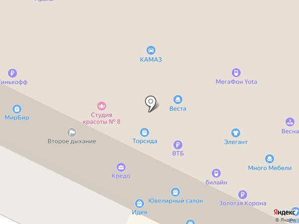 STRAZA на карте Пскова