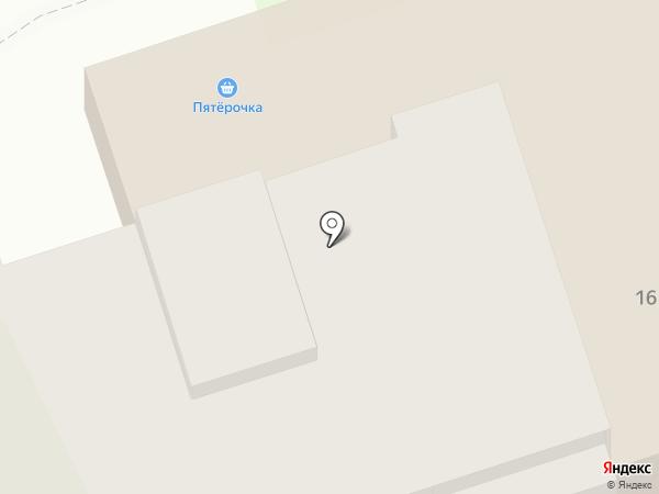Выездная фотостудия Светланы Гавриловой на карте Пскова