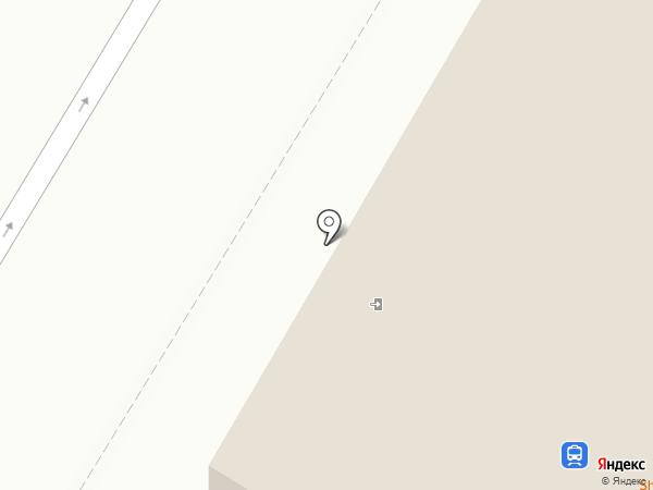 Экспресс-почта на карте Пскова