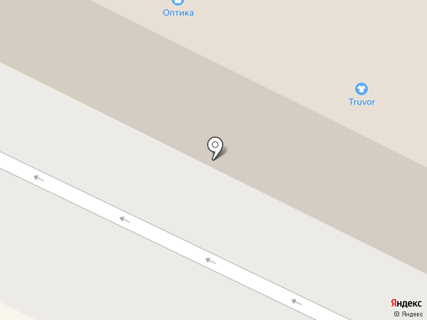 Фасон на карте Пскова