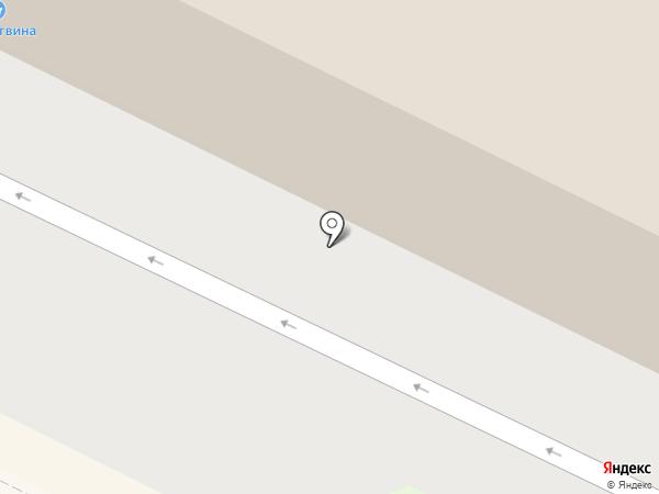 Скороходики на карте Пскова