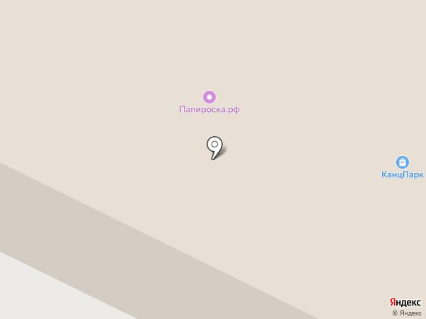 MODA на карте Пскова