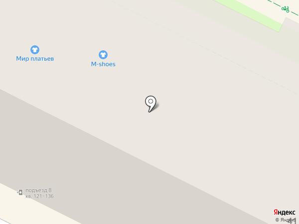 M.SHOES на карте Пскова