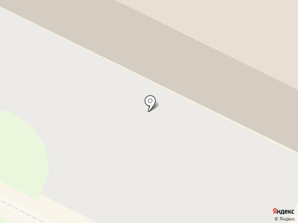 Магазин обоев на карте Пскова