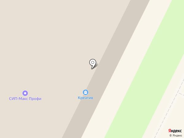 ГарантПост на карте Пскова