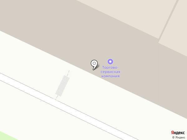 Торгово-сервисная компания по продаже сварочного оборудования на карте Пскова