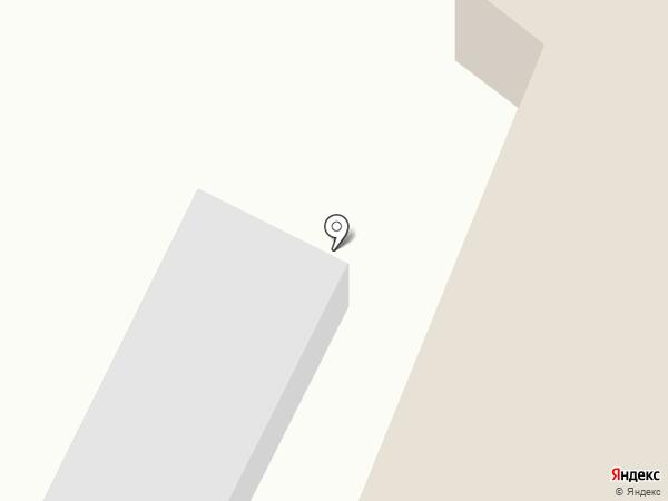 Торгово-сервисная компания на карте Пскова