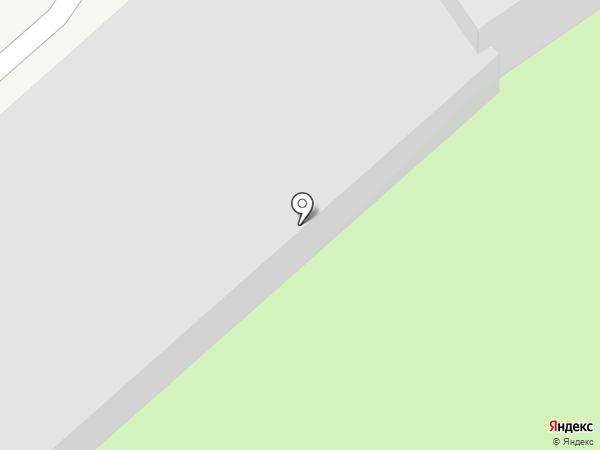 Автодеталь на карте Пскова