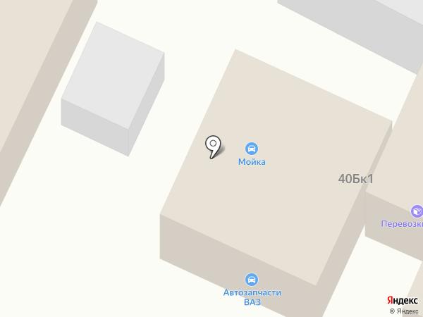 Блеск на карте Пскова