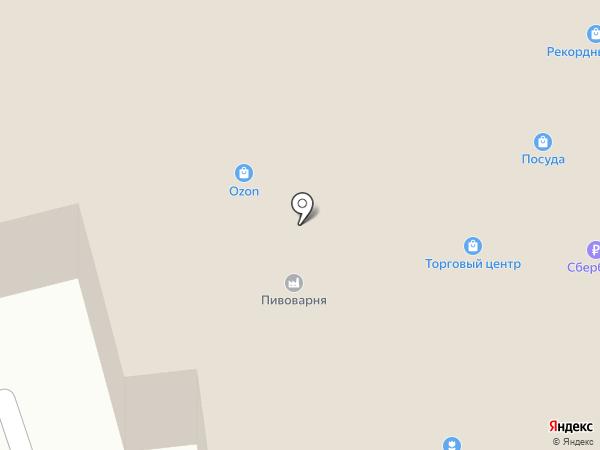 Билайн на карте Пскова
