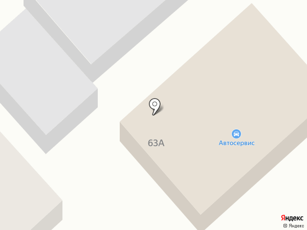 Автосервис на карте Пскова