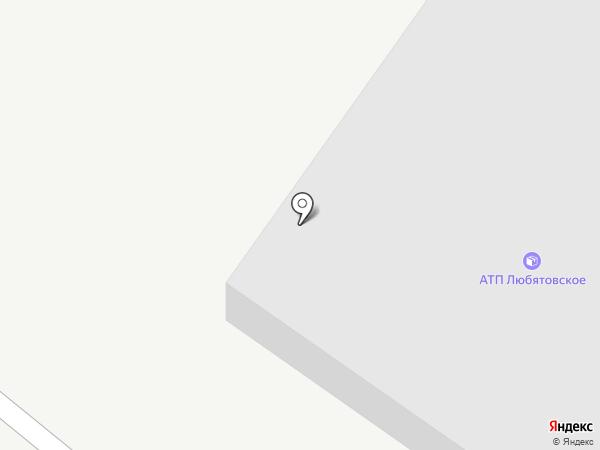 Техгаз на карте Пскова