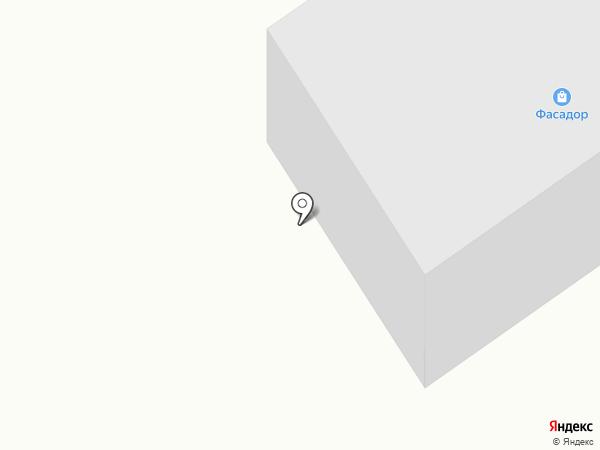 ФАСАДОР на карте Пскова