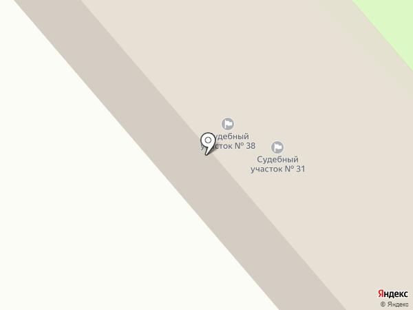 Избирательный участок №19 на карте Пскова