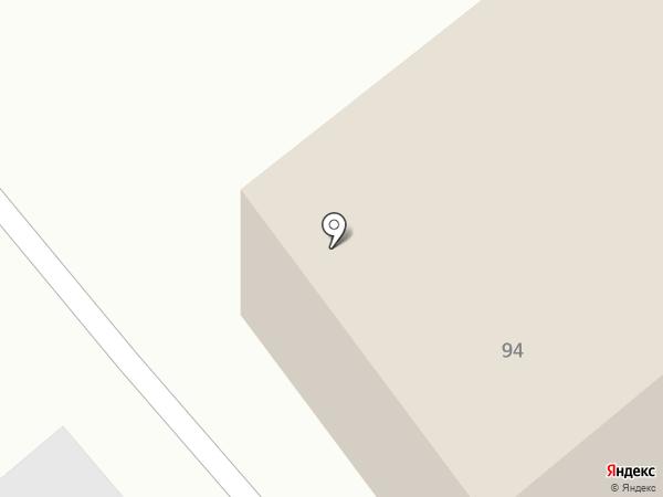 ВИМОС на карте Пскова