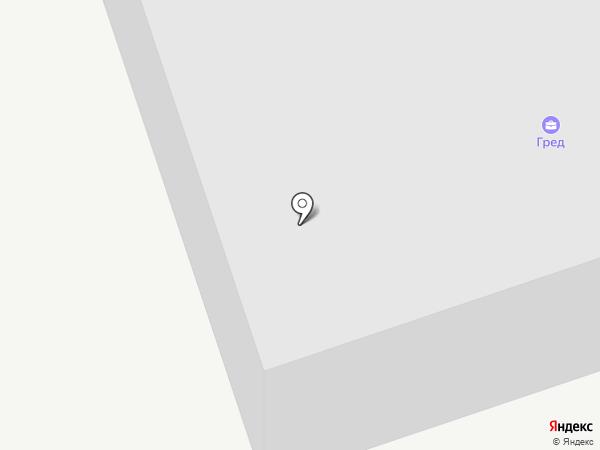 Передвижная электролаборатория на карте Пскова