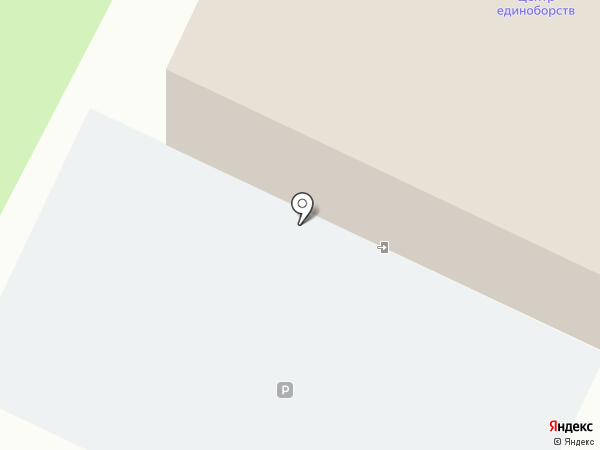 Областной центр единоборств на карте Пскова