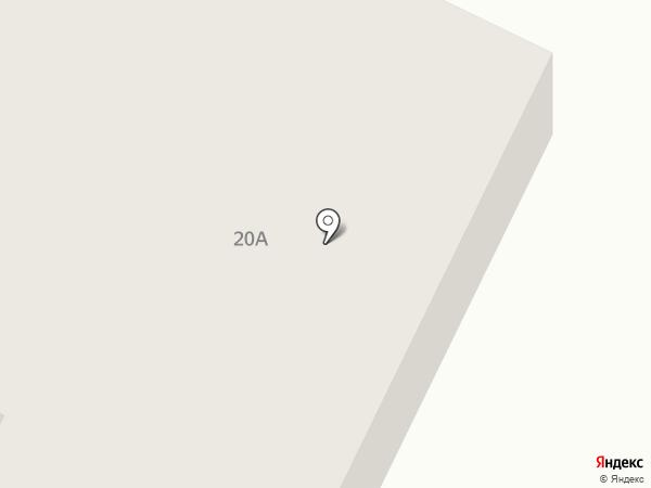 Бани в Крестах на карте Пскова