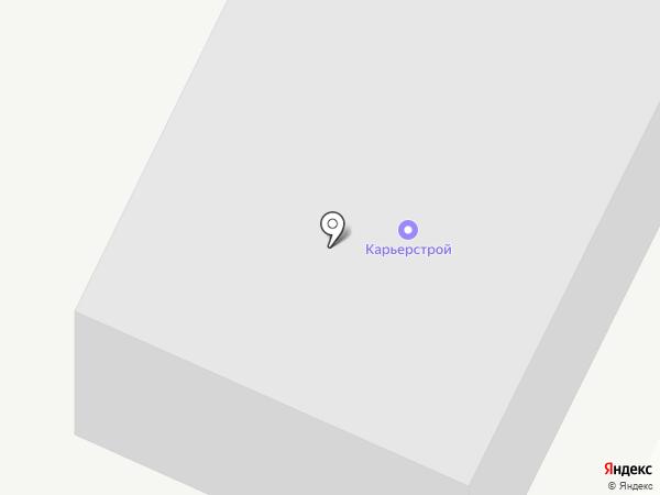 ДЭУ-1 на карте Пскова