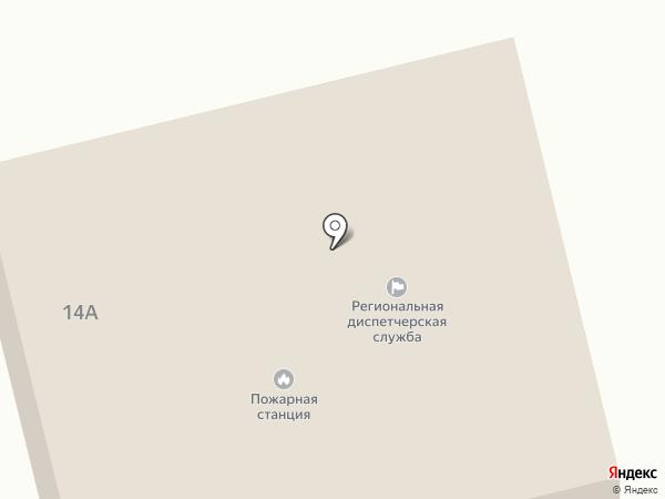 Региональная диспетчерская служба на карте Пскова