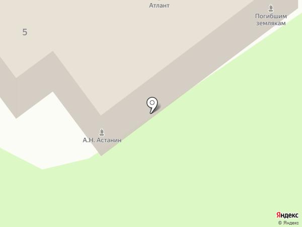 Администрация Большеижорского городского поселения на карте Большой Ижоры