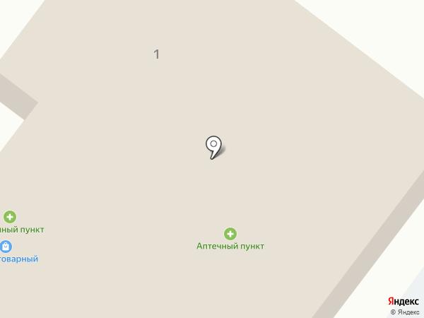 Продуктовый магазин на карте Гостилиц
