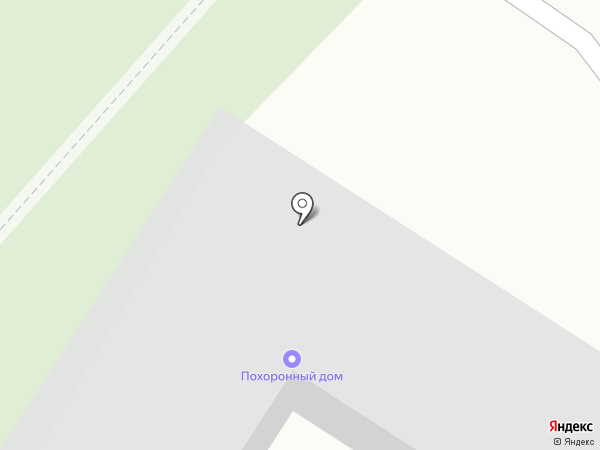 Похоронное бюро на карте Санкт-Петербурга