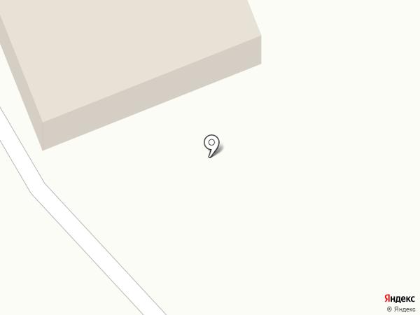Продовольственный магазин на карте Глухово