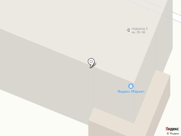 Валант на карте Санкт-Петербурга