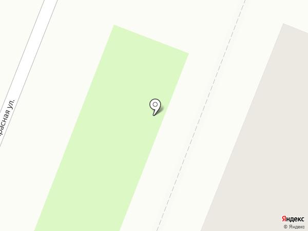 Почтовое отделение №763 на карте Санкт-Петербурга