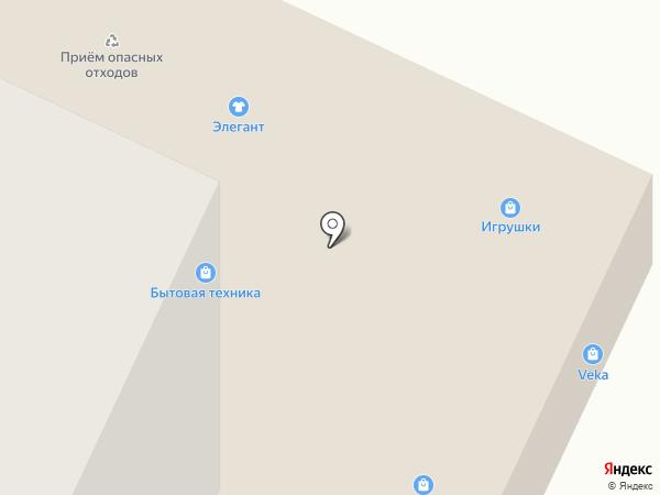 Мебель7 на карте Санкт-Петербурга