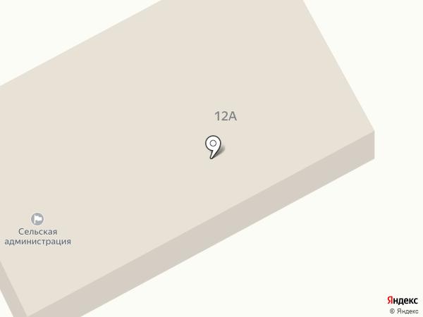 Почтовое отделение №188358 на карте Сяськелево
