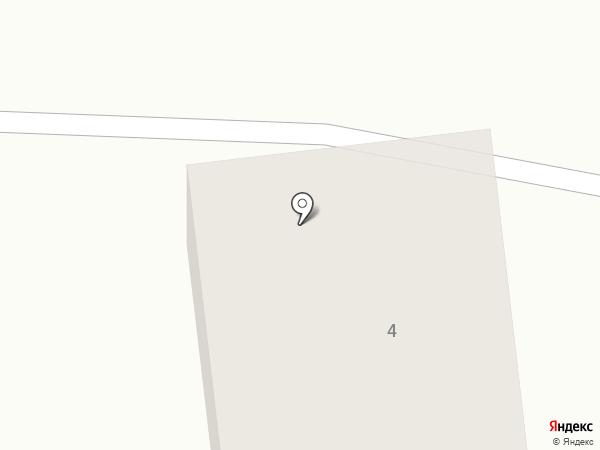 Парикмахерская на карте Кипеня