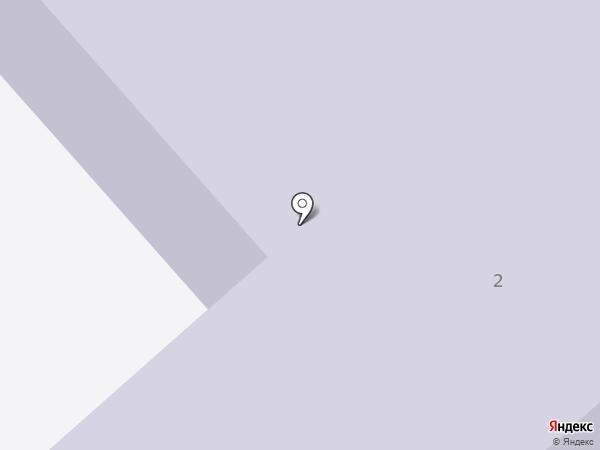Ропшинская средняя общеобразовательная школа на карте Ропши