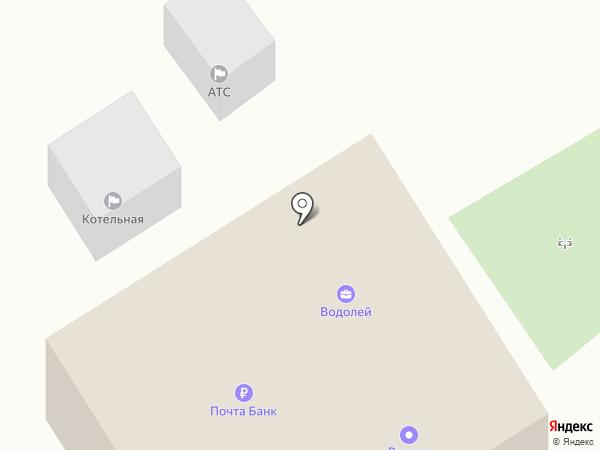 Фридом Хаус на карте Ропши