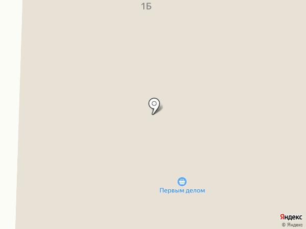 Инекс на карте Разбегаево