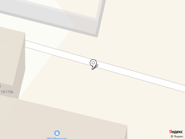 Почтовое отделение №706 на карте Санкт-Петербурга