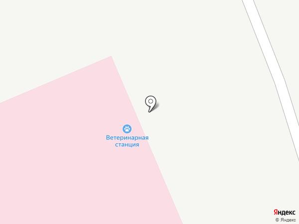 Ветеринарная станция Кронштадтского, Курортного и Приморского районов на карте Санкт-Петербурга