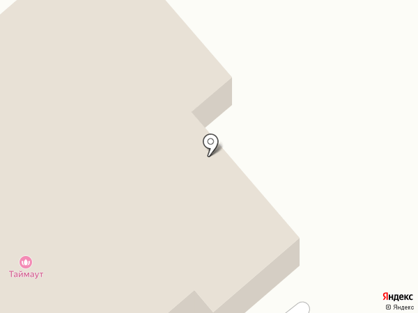 ТАЙМ АУТ на карте Санкт-Петербурга