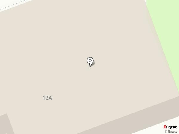 Продуктовый магазин на карте Аннино
