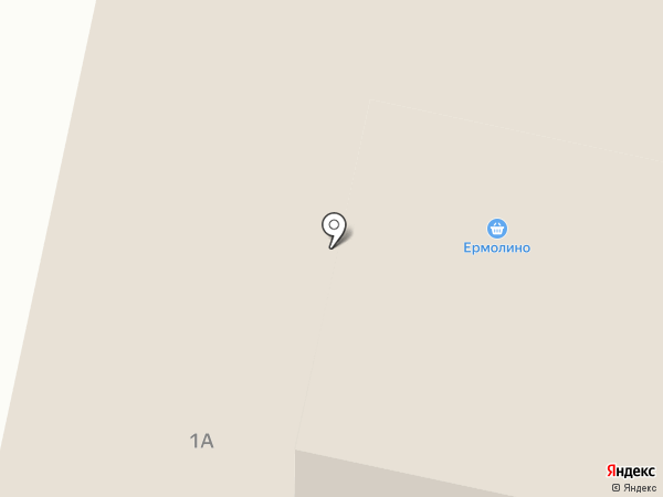 Магазин одежды на карте Аннино