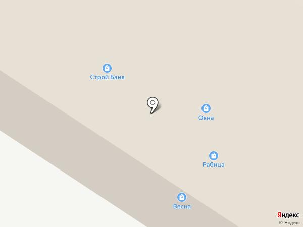 Гатчинское на карте Гатчины