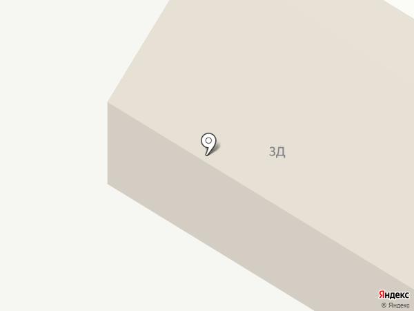 Автоохват на карте Гатчины