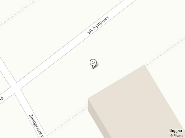 Магазин овощей и фруктов на Заводской (Гатчинский район) на карте Гатчины