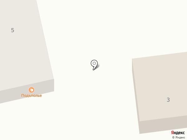 Хлеб на карте Гатчины