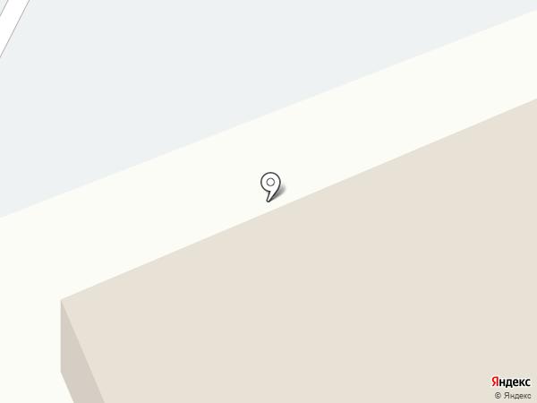 Мариенбург на карте Гатчины