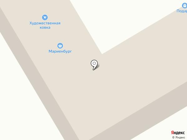 Дети на карте Гатчины