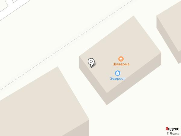 Шашлычный дворик на карте Гатчины
