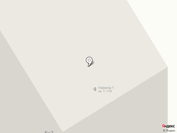 Дельта на карте Новоселья